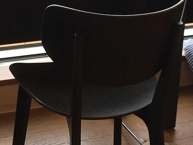 シリウス無料席の椅子