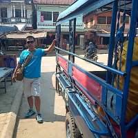 Mengenal Bokeo Kota Perbatasan Lao PDR – Thailand Utara