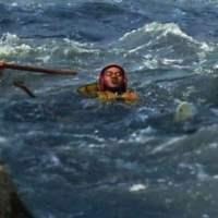 """""""Kado"""" Bisa Berenang dari Palawa"""