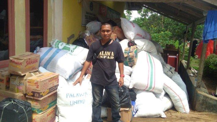 Quick Respond Banjir Bandang di Tasikmalaya