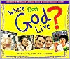 where does god live