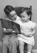 Reading_b&w