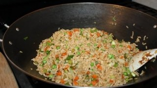 E2: How To Make Vegetable Fried Rice | Caribbean Pot