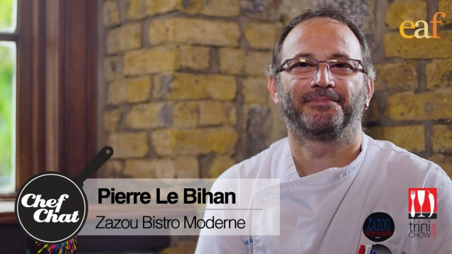 E2: Pierre Le Bihan | Chef Chat by Eatahfood