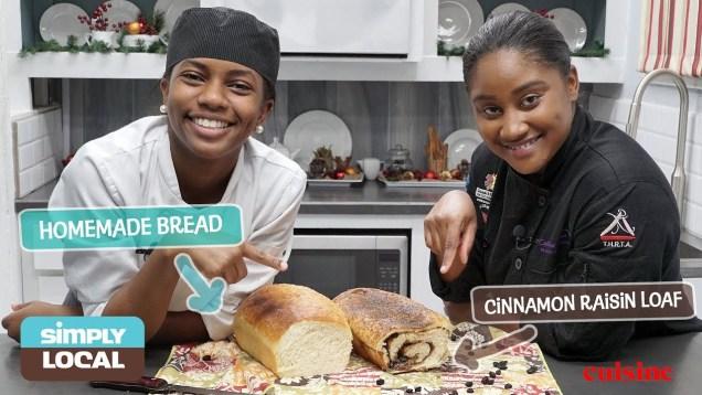 E3: Homemade Bread & Cinnamon Raisin Loaf | Simply Local by Eathahfood