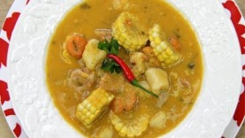 E4: The Ultimate Corn Soup   Caribbean Pot