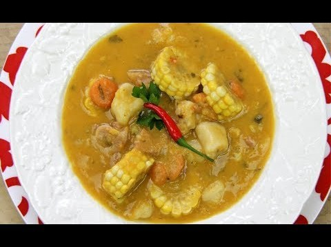 E4: The Ultimate Corn Soup | Caribbean Pot
