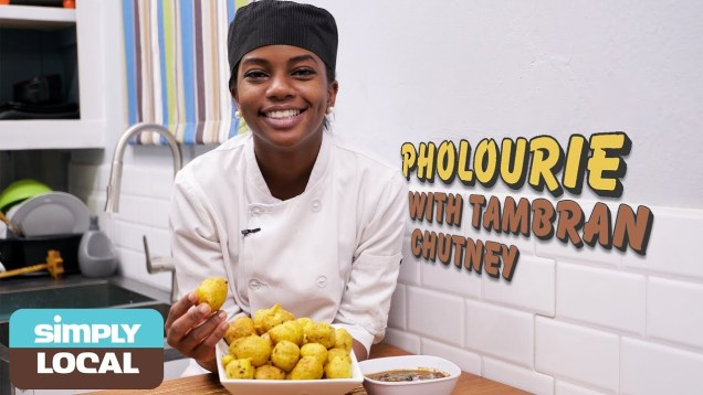 E8: Pholourie | Simply Local by Eathahfood