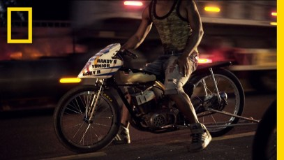 Inside Illegal Street Racing in the Caribbean | National Geographic Short Film