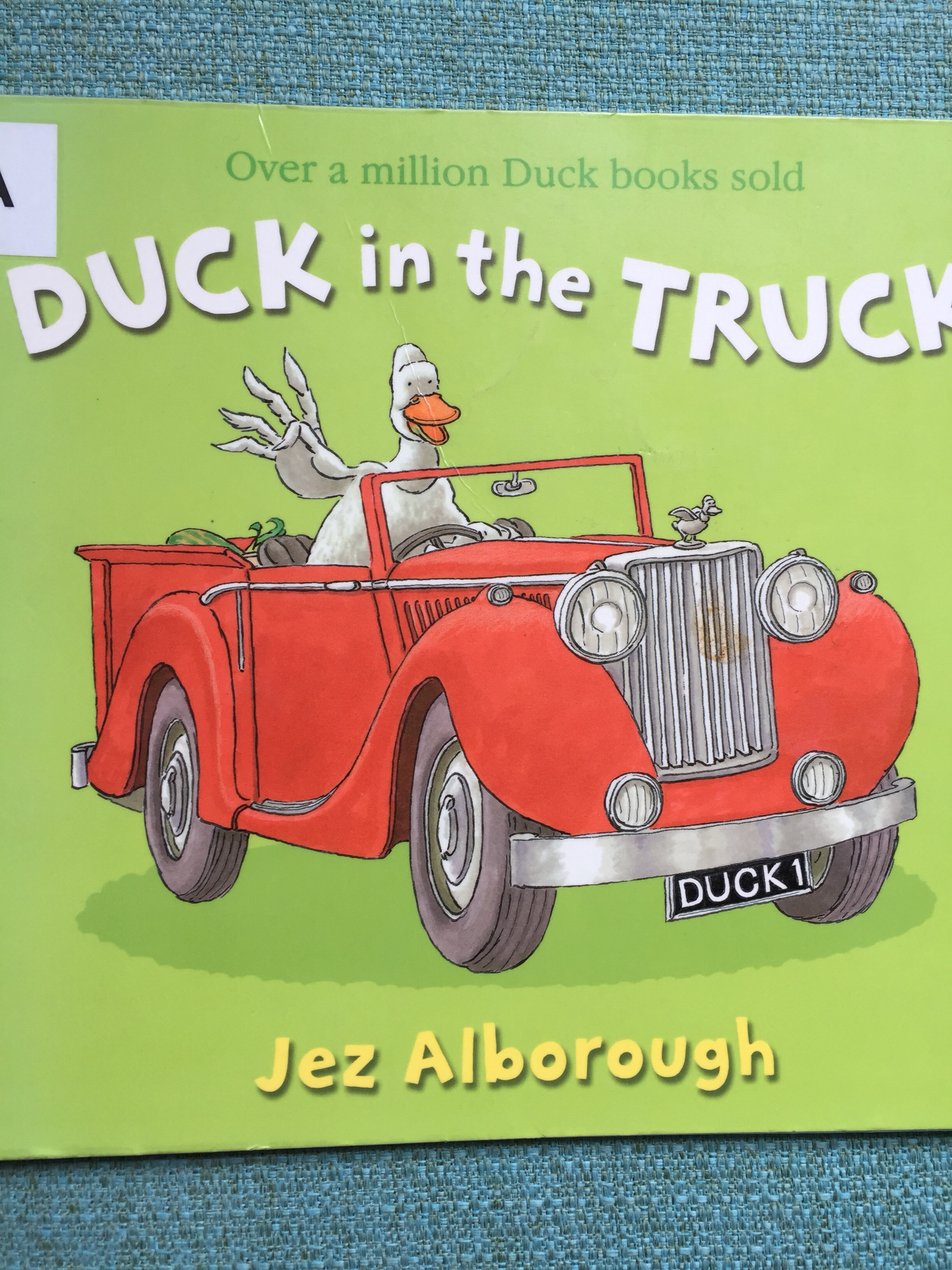 Duck In The Truck By Jez Alborough 5 5 Story Please