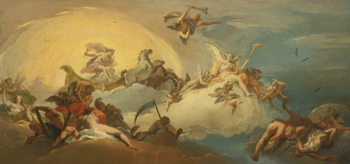 Superhero Stories - Greek Gods