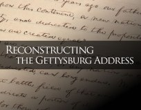 StorySailing®: Reconstructing the Gettysburg Address