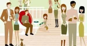 เรียนรู้ศัพท์ภาษาอังกฤษ Housewarming-Party