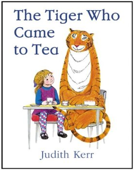 The Tiger Who Came to Tea - Story Snug