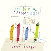 The Day the Crayons Quit - Story Snug