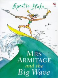 Mrs. Armitage and the Big Wave - Story Snug