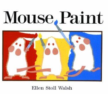 Mouse Paint - Story Snug