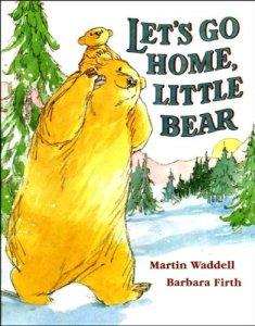 Let's Go Home, Little Bear - Story Snug
