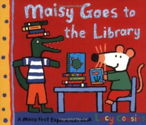 Maisy Goes to the Library - Story Snug