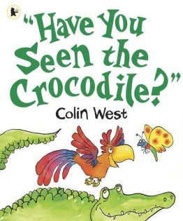 Have You Seen the Crocodile? - Story Snug