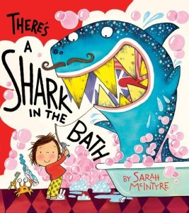 There's a Shark in the Bath - Story Snug