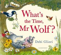 What's the Time, Mr Wolf? - Story Snug