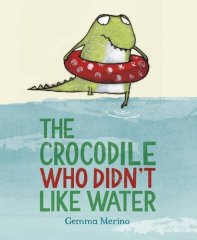 The Crocodile Who Didn't Like Water - Story Snug