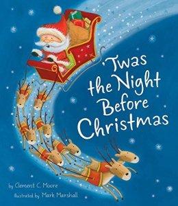 Twas the Night Before Christmas - Story Snug