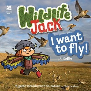 Wildlife Jack I want to fly - Story Snug
