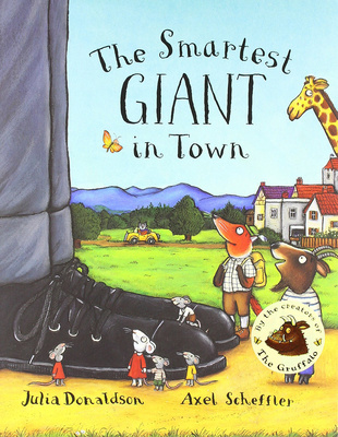 The Smartest Giant in Town - Story Snug