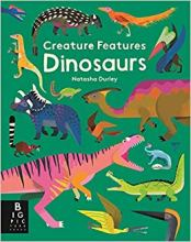 Creature Features Dinosaurs - Story Snug