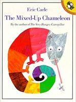The Mixed Up Chameleon - Story Snug