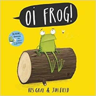 Oi Frog! - Story Snug