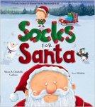 Socks for Santa - Story Snug
