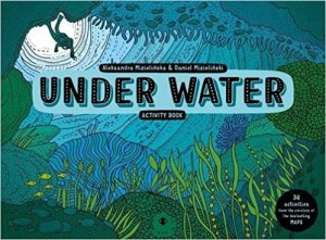 Under Water Activity Book - Story Snug
