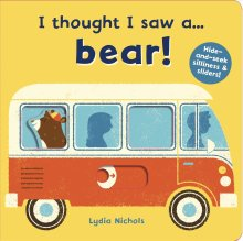 I thought I saw a bear! - Story Snug