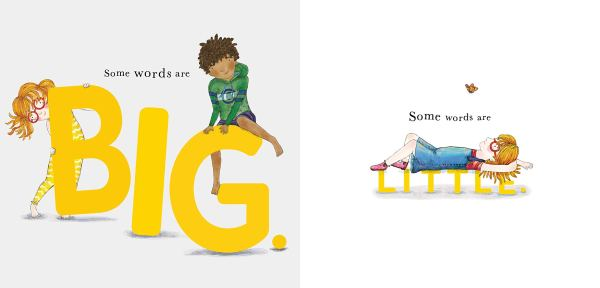THE art of WORDS - Big / Small - Story Snug