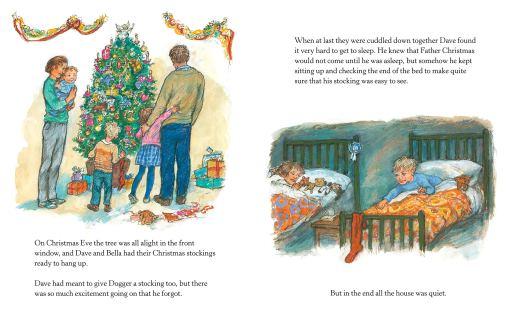 Dogger's Christmas tree - Story Snug