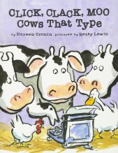 Click, Clack, Moo Cows That Type - Story Snug
