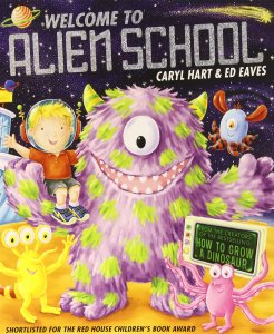 Welcome to Alien School - Story Snug