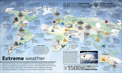 Extreme Weather - Climate Change Atlas - Story Snug