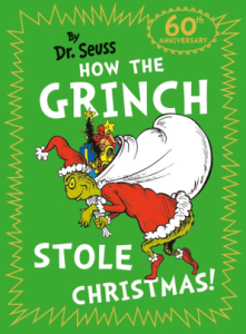 How The Grinch Stole Christmas 60th Anniversary - Stpry Snug