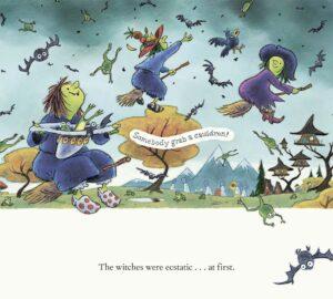 It's Raining Bats & Frogs - frogs Story Snug http://storysnug.com