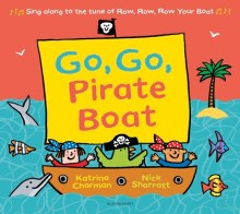 Go, Go, Pirate Boat - Story Snug