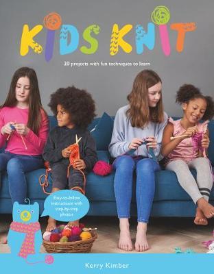 Kids Knit - Story Snug