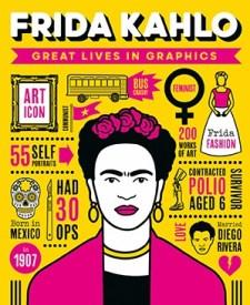 Great Lives In Graphics - Frida Kahlo - Story Snug