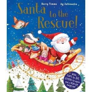 Santa to the Rescue! - Story Snug