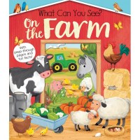 What Can You See? On the Farm - Story Snug