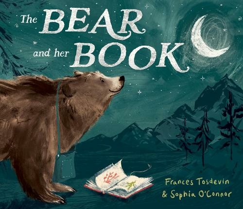 The Bear and her Book - Story Snug