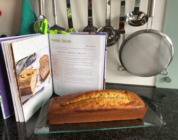 Kids Can Cook - Banana Bread - Story Snug